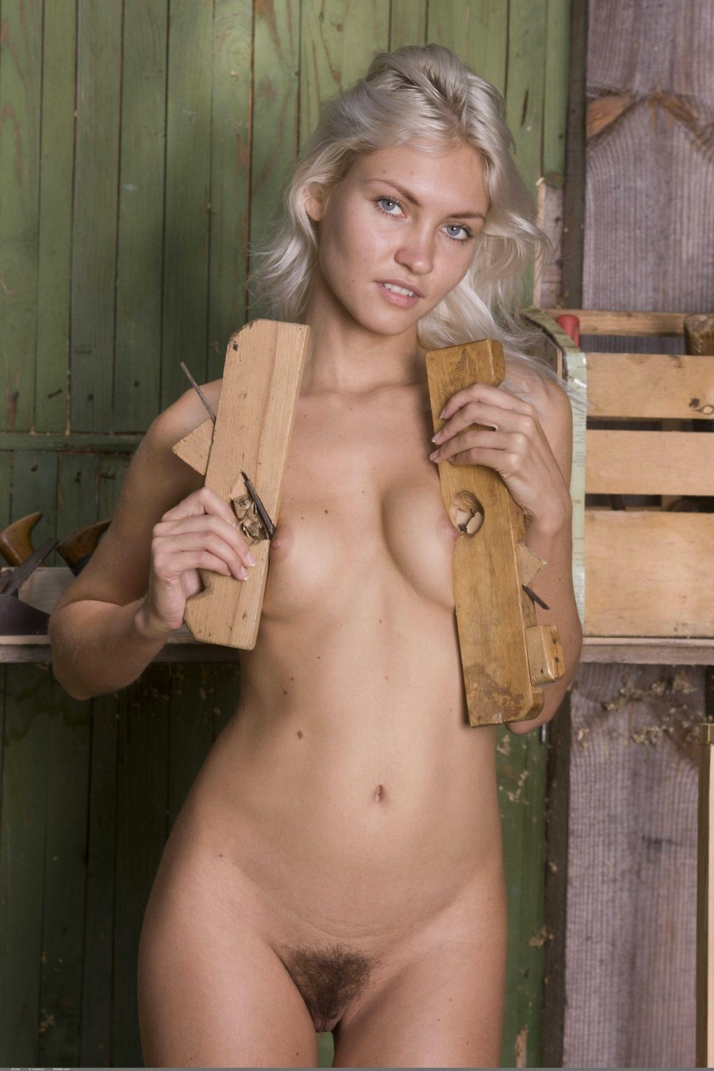 Sorry, free half naked blond babes pics